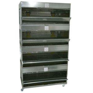 Клетки Профи 5 - Брудер для цыплят Профессионал 95-БР-4 Стандарт.