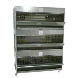 Клетки Профи 5 - Брудер для цыплят Профессионал 95-БР-3 Стандарт.