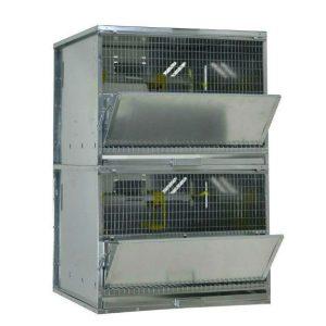 Клетки Профи 2 - Клетка для бройлеров Профессионал 2-7 Стандарт.