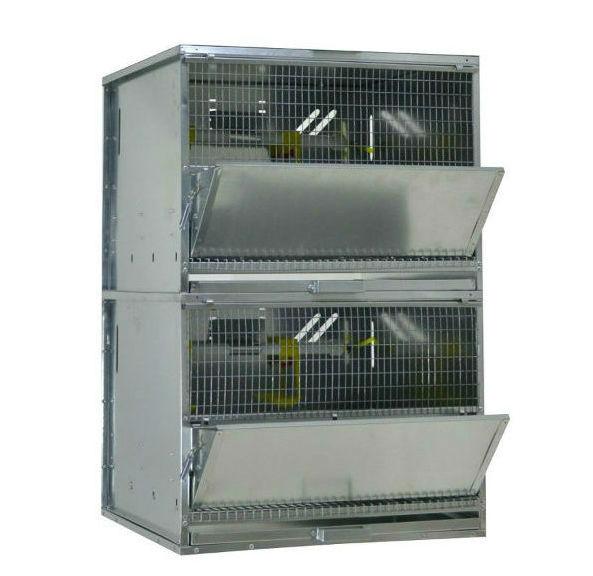 Клетки Профи 1 - Клетка для бройлеров Профессионал 2-7 Стандарт.