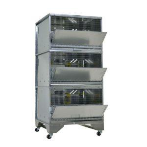 Клетки Профи 3 - Клетка для бройлеров Профессионал 3-7 Стандарт.