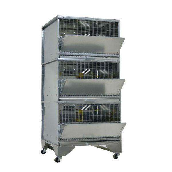 Клетки Профи 1 - Клетка для бройлеров Профессионал 3-7 Премиум.