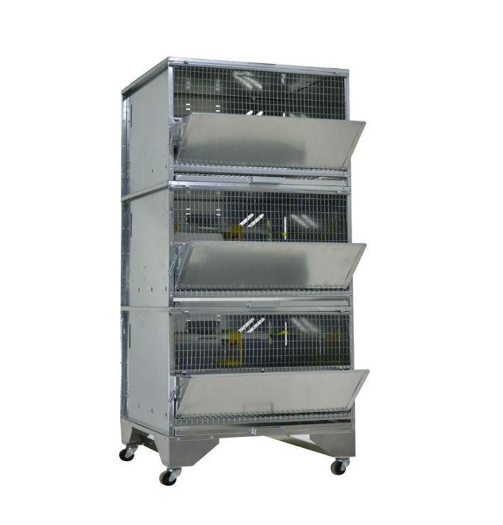 Клетки Профи 1 - Клетка для бройлеров Профессионал 3-7 Стандарт.