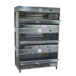 Клетки Профи 7 - Брудер для цыплят Профессионал 95-БР-3 Престиж.