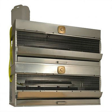 Клетки Профи 3 - Брудер для цыплят Базис 90-БР-2 Стандарт.