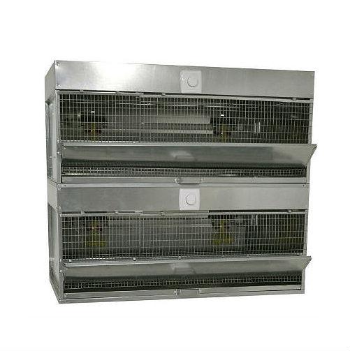 Клетки Профи 2 - Брудер для цыплят Профессионал 95-БР-2 Стандарт.