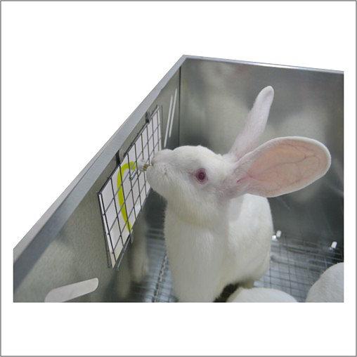 Клетки Профи 4 - Клетка для кроликов с маточным отделением Профессионал 95-КМ-1 Престиж.