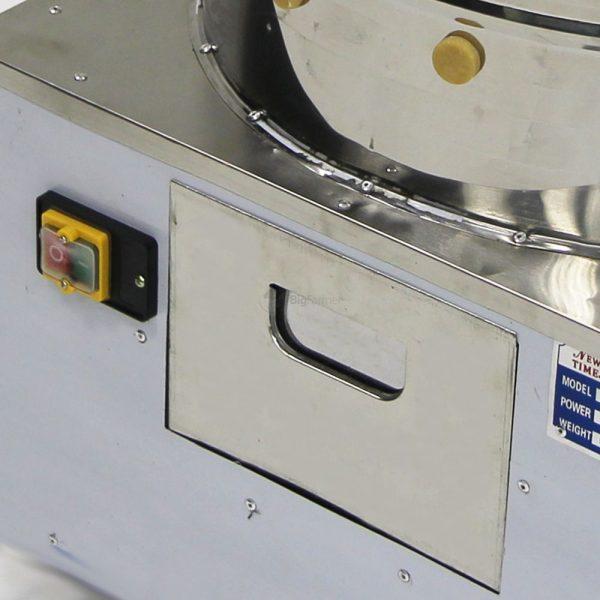 Картинка 2 - Перосъемная машина NT-600 для бройлеров и уток.