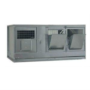 Клетки Профи 3 - Клетка для кроликов с маточным отделением Профессионал 95-КМ-1 Стандарт.