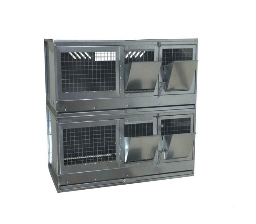 Клетки Профи 1 - Клетка для откорма кроликов Профессионал 95-КО-2 Стандарт.