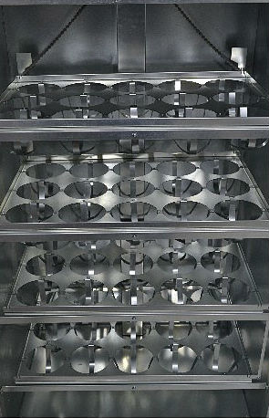 Клетки Профи 2 - Инкубатор на 60 страусиных яиц.
