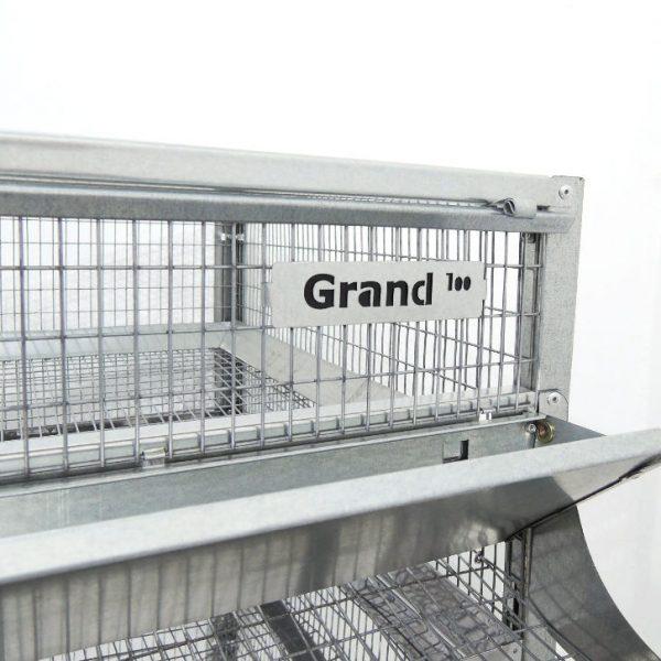 Картинка 2 - Клетка для перепелов Гранд на 100 голов Престиж.