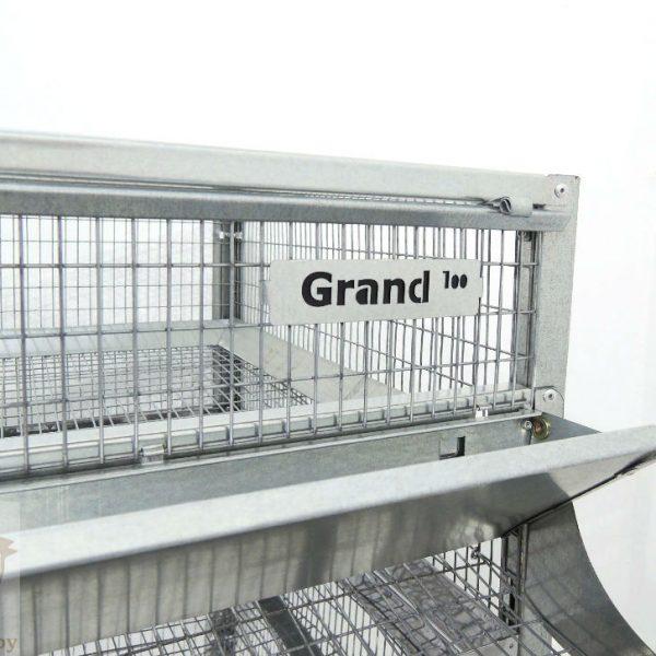 Картинка 3 - Клетка для перепелов Гранд на 50 голов Стандарт.