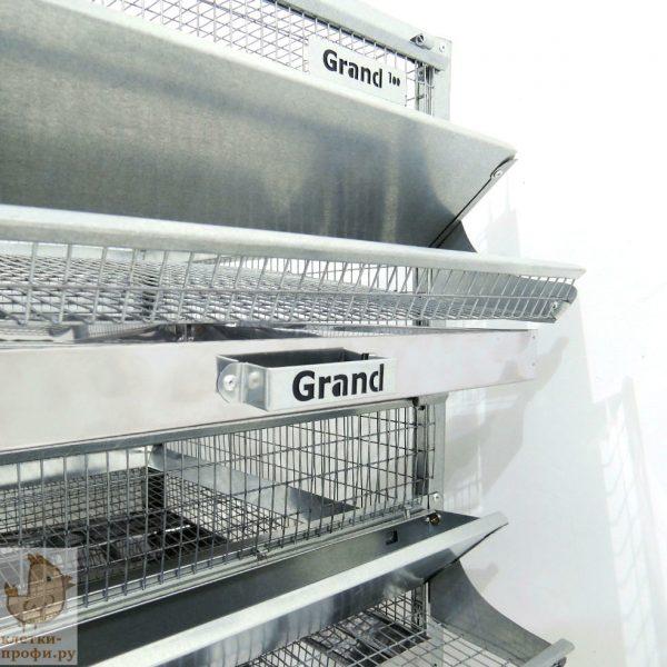 Картинка 2 - Клетка для перепелов Гранд на 150 голов Стандарт.