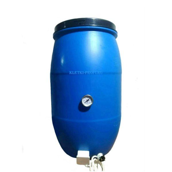 Клетки Профи 1 - Ёмкость пластиковая 127 л для ошпаривания птицы (шпарчан).